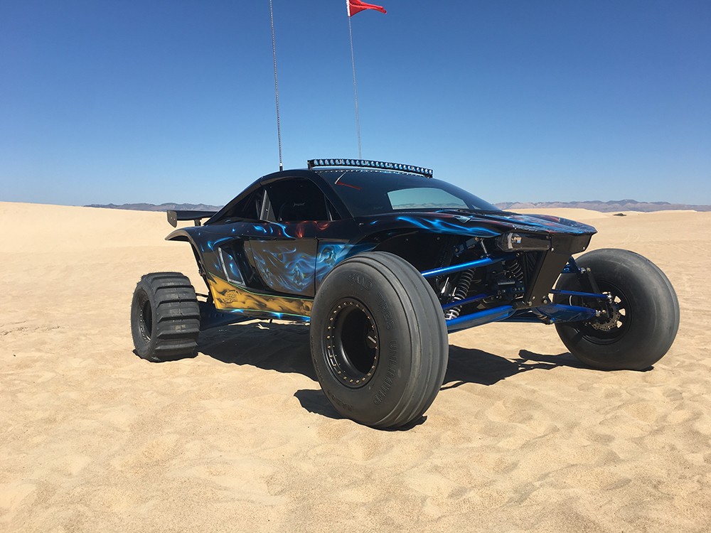X2 RL | Buckshot Racing