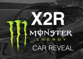 Buckshot Racing will Debut the Monster Energy Drink X2R at Sand Sports Super Show